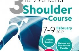 3rd Athens Shoulder Course