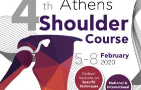4th Athens Shoulder Course