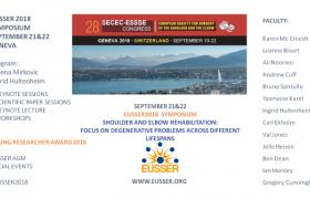 2018 EUSSER Annual Congress