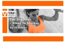 The Shoulder - Steps to Success/ Class 3