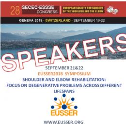 Speakers EUSSER Symposium 2018: Karen McCreesh