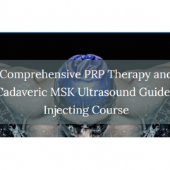 Comprehensive PRP Therapy Course