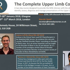 The Complete Upper Limb Course