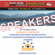 Speakers EUSSER Symposium 2018: Ian Horsley